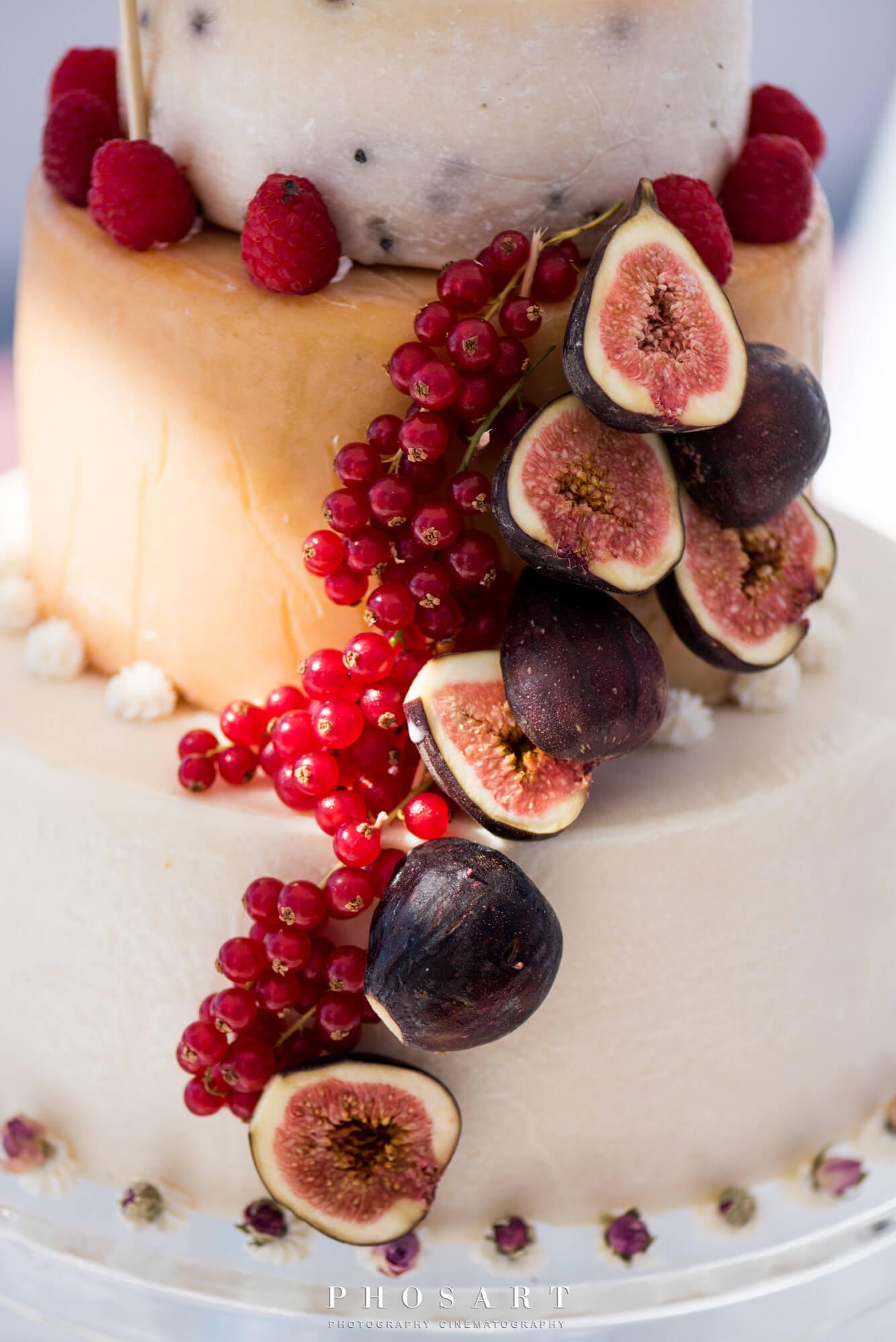 Unique Flavors - Wedding Dinner - Santorini Gem