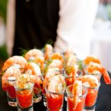Seafood Appetizer - Wedding Dinner - Santorini Gem