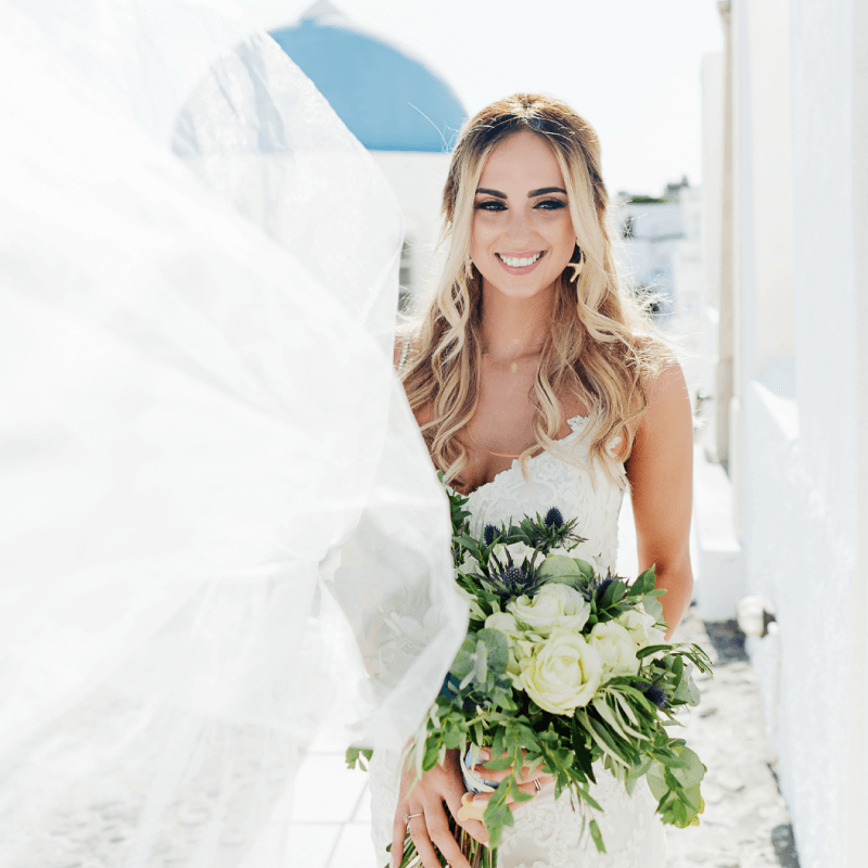 Basic Package - Santorini Wedding Planner - Santorini Gem